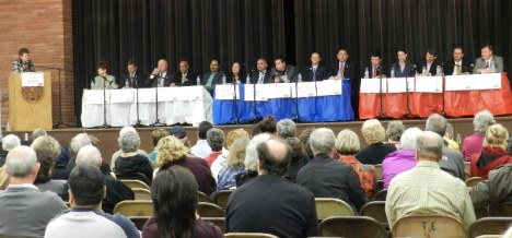 South High Candidates Forum